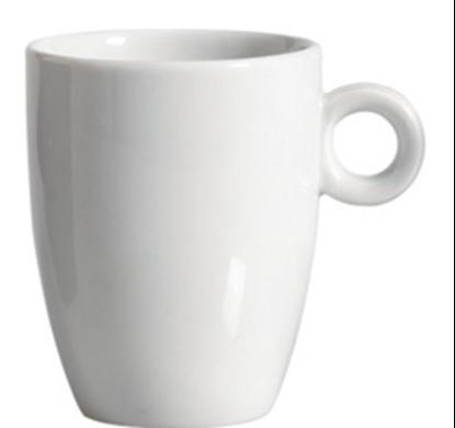 Εικόνα της Πορσελάνινη Κούπα 37cl σε Άσπρο Χρώμα