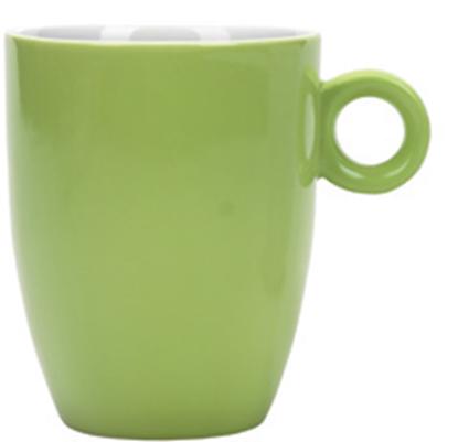 Εικόνα της Πορσελάνινη Κούπα 37cl σε Λαχανί Χρώμα