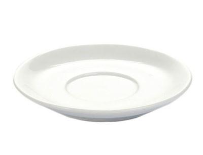 Πιατάκι άσπρο χρώμα για genova cappuccino