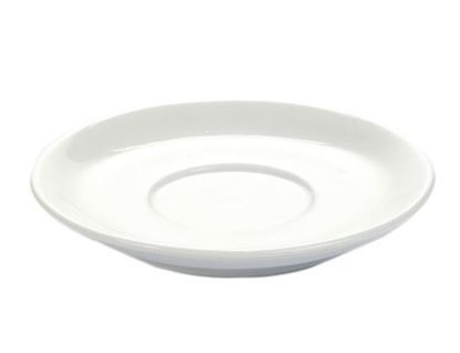 Picture of Πιατάκι άσπρο χρώμα για genova cappuccino