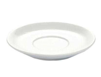 Εικόνα της Πιατάκι άσπρο χρώμα για genova espresso