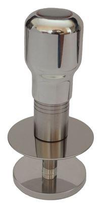 Εικόνα της Δυναμομετρικό Πατητήρι 58,35mm Polished Ρυθμιζόμενο