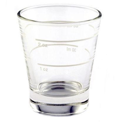 Εικόνα της Δοσομετρικό Ποτηράκι Espresso Pyrex 60ml