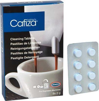 Εικόνα της Urnex Cafiza Ταμπλέτες Καθαρισμού Υπολειμμάτων Καφέ 8τμχ