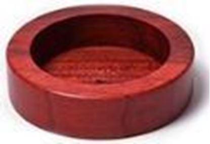 Εικόνα της Βάση Πατητηριού 60mm ξύλινη Κόκκινο χρώμα