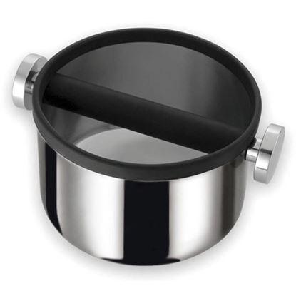Εικόνα της Stainless Steel Professional Knock Box