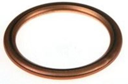 Picture of Wega Polar/antares/airy/nova Steam-water Taps Copper Gasket