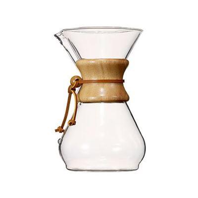 Classic Series Glass Coffeemaker Eight Cups
