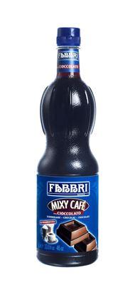 Fabbri Mixy Caffe Chocolate 1lt Syrup