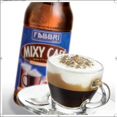 Fabbri Mixy Caffe Vaniglia 1lt Syrup