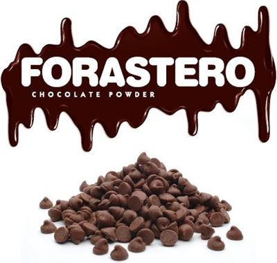 Forastero Chocolate 28% Coccoa 1kg