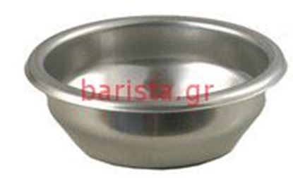 Picture of Ascaso Steel Duo Prof Group -6/2009 14gr. 2 Cups Filter