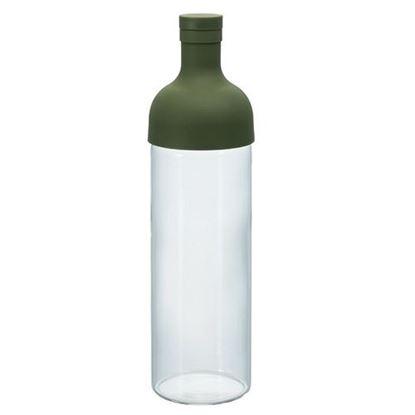 Εικόνα της Cold Brew Filter in Bottle Olive Green
