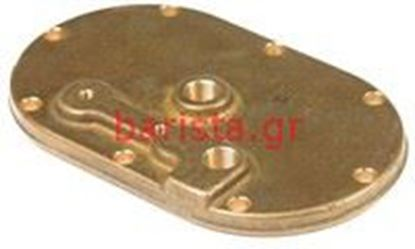 Εικόνα της Ascaso Brass Exchanger Lid