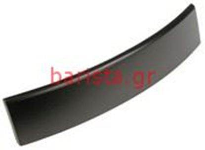 Picture of Ascaso Elipse Bodywork Black Lower Elipse Front