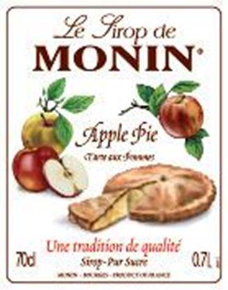 Εικόνα της Monin APPLE PIE - Σιρόπι Μηλόπιτα
