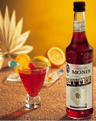 Εικόνα της Monin BITTER - Σιρόπι Πικρό