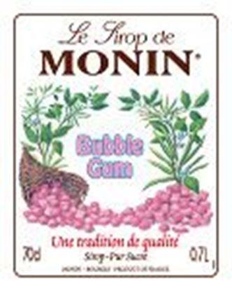 Εικόνα της Monin BUBBLE GUM - Σιρόπι Τσιχλόφουσκα