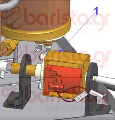Vibiemme Domobar Super Waterworks - 220V Vibration Pump
