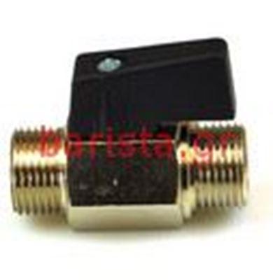Rancilio 6 Lever Hydraulic Circuit 3/8 M-m Tap