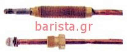 Εικόνα της Rancilio Classe 10/8/6 Gas 500mm Nut8mm Thermocouple