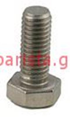 Rancilio Classe 6 E/s Boiler/resistance/valves Boiler Lid Screw