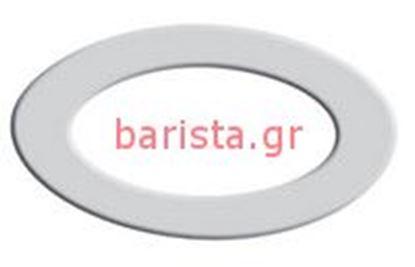 Εικόνα της Rancilio Classe 6 E/s Boiler/resistance/valves Teflon Resistance Gasket