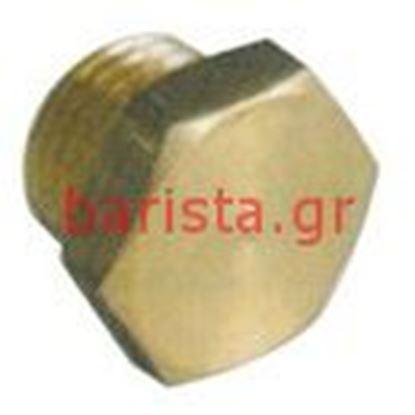 Picture of Rancilio Classe 8 Boiler/level 3/8 Male Cap