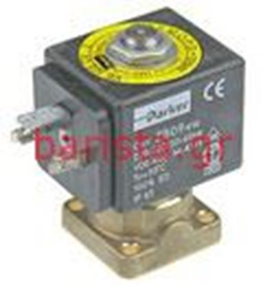 Picture of Parker Solenoid 230v 9w 2ways ruby