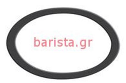 Picture of Rancilio Classe-10 Solenoid Group 1mm Rubber Gasket Suplem.