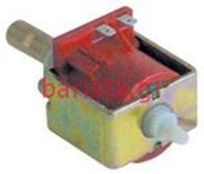 Rancilio Epoca 1gr Hydraulic Circuit 110v Ulka Vibratory Pump
