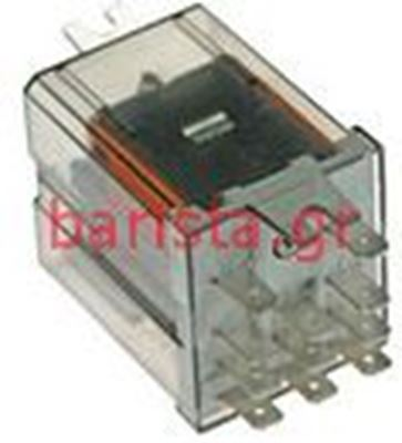 Picture of Rancilio Epoca Cd/de/s 1gr Electric Components 10a 250v Relay