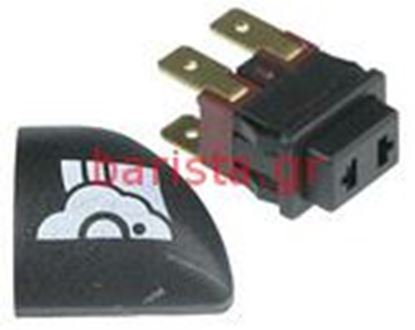 Picture of Rancilio Millennium Electronic Components Cupwarmer Switch
