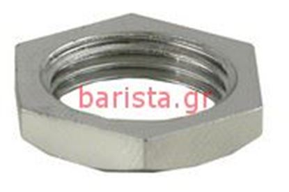 Εικόνα της Rancilio Millennium Steam/water Tap 3/8 Gas Nut