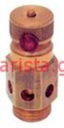Εικόνα της Rancilio S-24/s-26/s-27 Boiler 1/2 1,8 Bar Hom.safety Valve