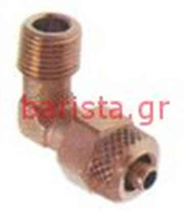 Εικόνα της Rancilio Silvia Group 1/8x4mm Fitting