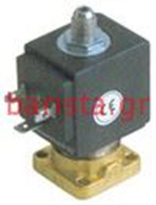 Picture of Rancilio Z-11 Steam / Water Taps 220v Ode Solenoid