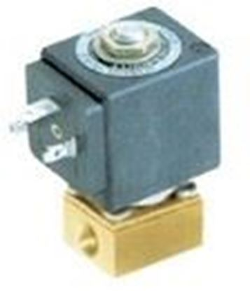 Picture of Rancilio Z-11 Steam / Water Taps 2w 110v 1/8x1/8 Solenoid Valve