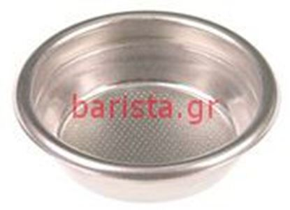 Εικόνα της Rancilio Z9 Le Lever Group 12gr. 2 Cups Filter