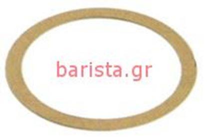 Εικόνα της Rancilio Z-9/z-11 Solenoid Group 0.5mm Paper Holder Suplem.