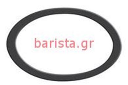 Εικόνα της Rancilio Z-9/z-11 Solenoid Group 1mm Rubber Gasket Suplem.