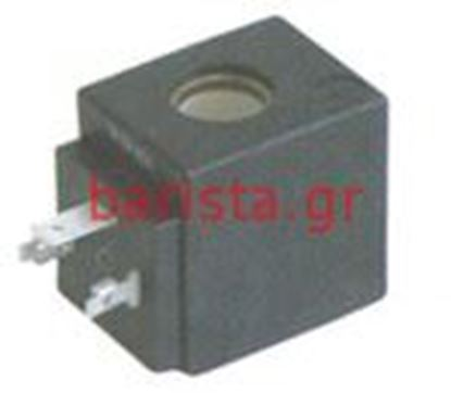 Picture of Rancilio Z-9/z-11 Solenoid Group 220v Ode Solenoid Coil