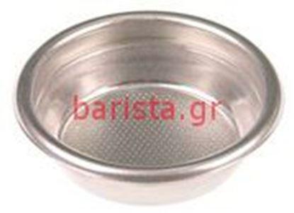 Εικόνα της Rancilio Z-9/z-11/s-20/modern Solenoid Group 12gr. 2 Cups Filter