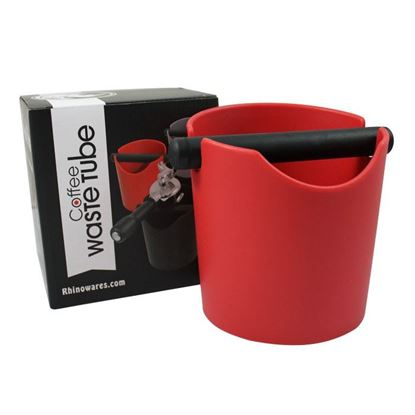Picture of Rhino knock box Red