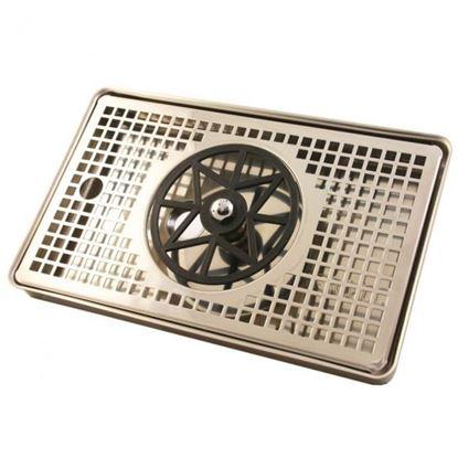 Εικόνα της Pitcher Rinser Ανω Πάγκου 300mm x 180mm
