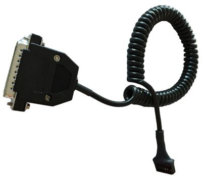 Picture of Rocket Spiral Cable for R58 Display (See Image Item 8)