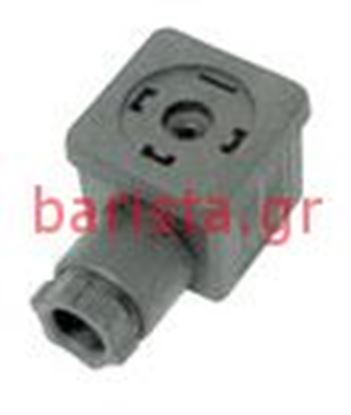 Picture of San Marco  105 Cappuccino Big Solenoid Connector