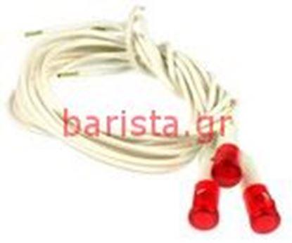 Εικόνα της San Marco  105 Πληκτρολόγια/Ηλεκτρικά εξαρτήματα -  24v Lamp