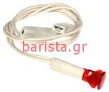 Εικόνα της San Marco  95 Sprint E/22/26/32/36 Bodywork/πλακέτα πληκτρολόγιου 220v Lamp