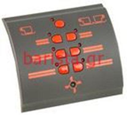 Εικόνα της San Marco  95 Sprint E/22/26/32/36 Bodywork/πλακέτα πληκτρολόγιου Assembled Dosing Keyboard